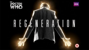 Doctor Who Regeneration DVD collector's set