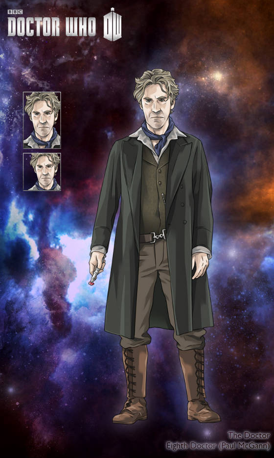 The Eighth Doctor in Doctor Who: Legacy